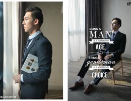 """Phong cách Vest nam làm nên tên tuổi cho ngành thời trang """"Kingsman"""""""
